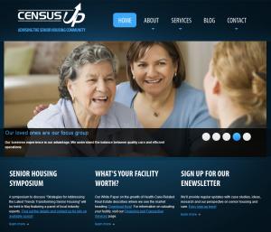 Screenshot of http://censusup.com