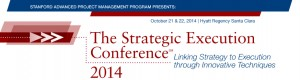 Strategic Execution Conference Banner
